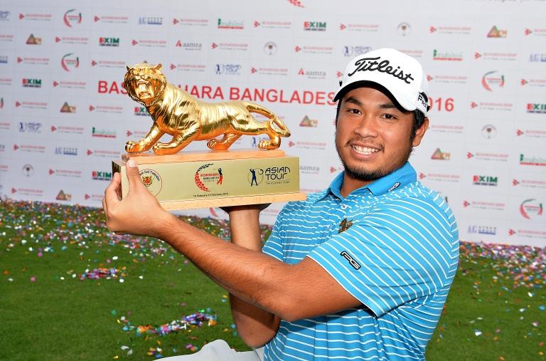Bashundhara Bangladesh Open 2016
